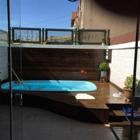 Casa residencial para locação, Guarujá, Porto Alegre - CA0128. - Foto 7