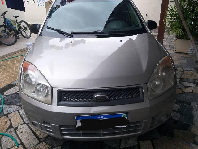 Ford Fiesta Sedan Completo IPVA Ok