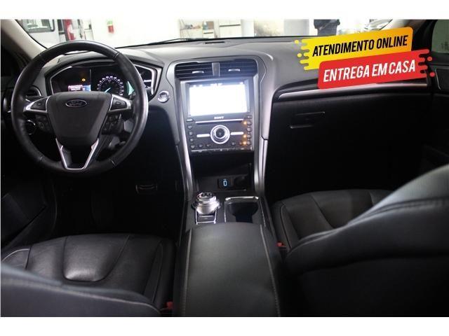 Ford Fusion 2.0 titanium awd 16v gasolina 4p automático - Foto 7