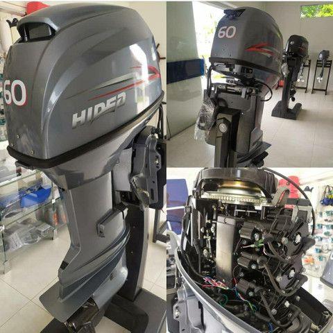 Motor de popa Hidea 60hp