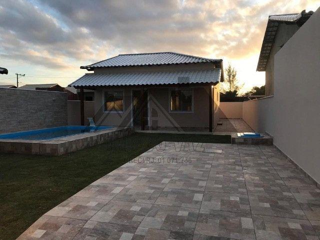 Linda casa com piscina e área gourmet - Foto 15