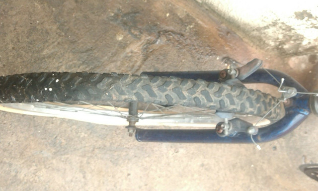 Bicicleta relíquia caloi