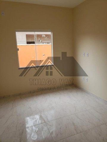 Casa de 02 quartos com área gourmet - Foto 4