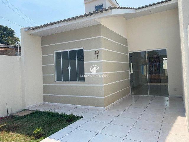 Casa nova com 2 quartos - Bairro São Sebastião, próximo a Itaipu - Foto 3