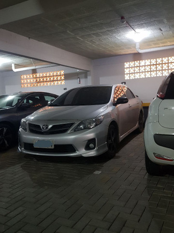 Corolla Xrs automático 2013