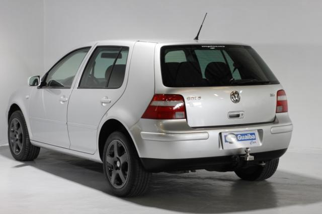 VOLKSWAGEN GOLF 2.0 MI 8V FLEX 4P MANUAL - Foto 6