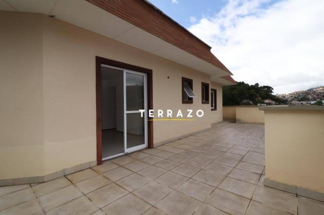 Cobertura à venda, 110 m² por R$ 380.000,00 - Bom Retiro - Teresópolis/RJ - Foto 9