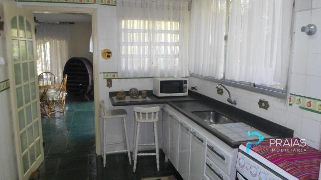Casa à venda com 4 dormitórios em Praia de pernambuco, Guarujá cod:74287 - Foto 17