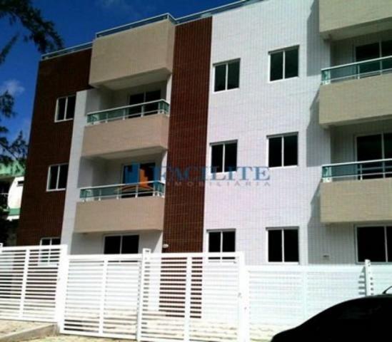 Apartamento à venda com 2 dormitórios em Altiplano cabo branco, João pessoa cod:22324