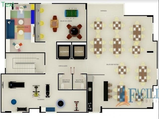 Apartamento à venda com 2 dormitórios em Pedro gondim, João pessoa cod:22848-11489 - Foto 5