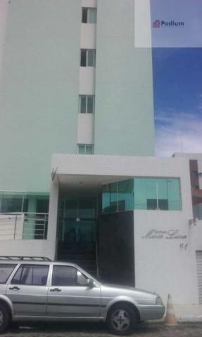 Apartamento à venda com 3 dormitórios em Bessa, João pessoa cod:15183 - Foto 2
