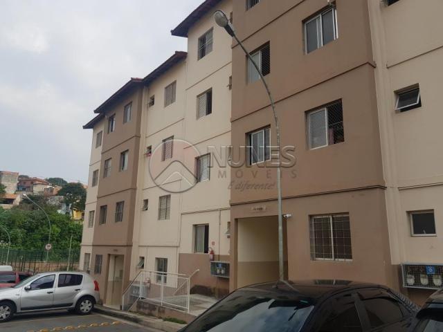 Apartamento à venda com 2 dormitórios em Novo osasco, Osasco cod:V093761