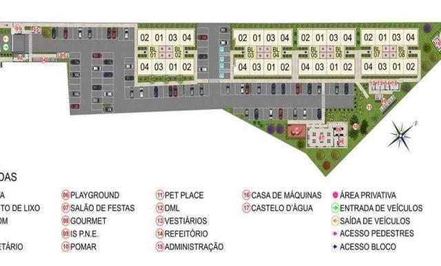 Residencial Chancellor - Apartamento de 2 quartos em Curitiba, PR - ID4012 - Foto 9