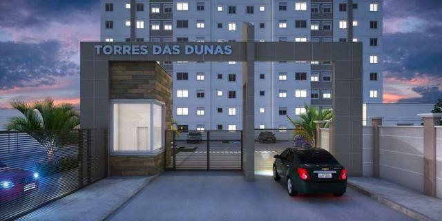 Torres das Dunas - Apartamento de 2 quartos em Natal, RN - ID3887 - Foto 2