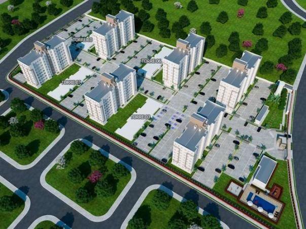 Spazio Lille - Apartamento de 2 quartos em Londrina, PR - ID3761 - Foto 9