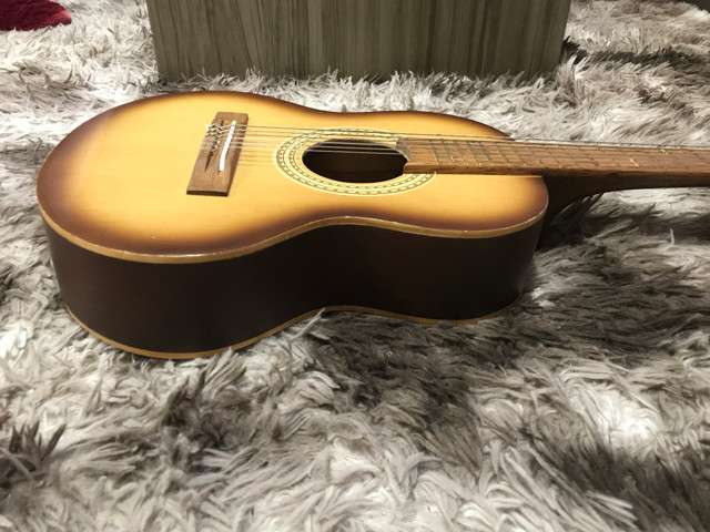 Mini violão 6 cordas - Foto 3