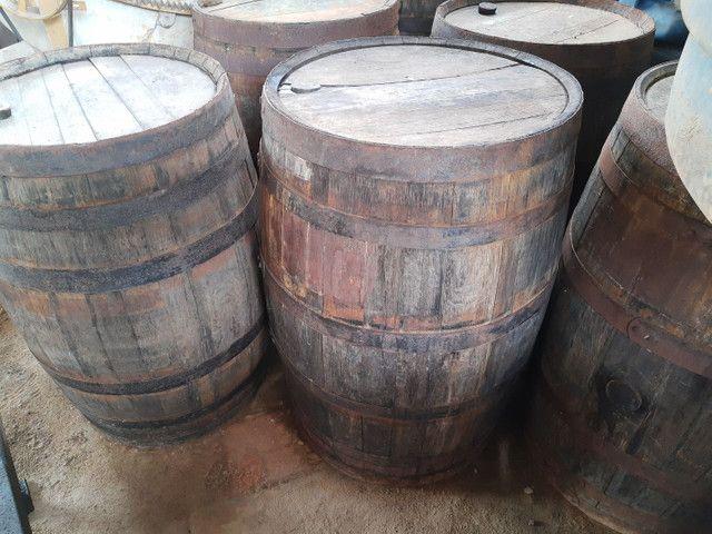 Vendo barril de carvalho  - Foto 2