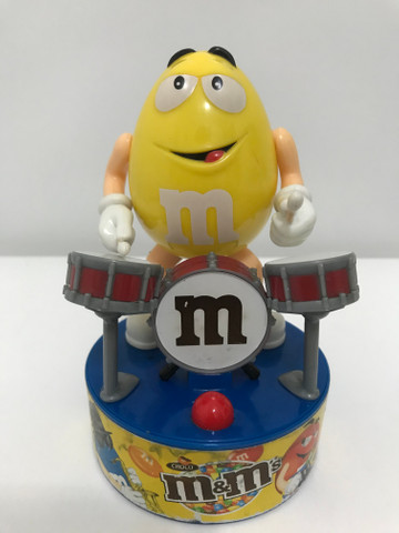 Baterista e guitarrista M&M?s musical colecionável - Foto 2