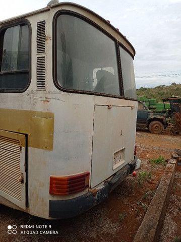 Vendo ônibus 364 Ano 83  - Foto 5