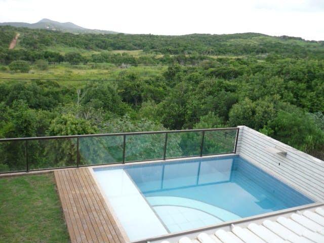 Casa com piscina, churrasqueira e perto da praia - Foto 7