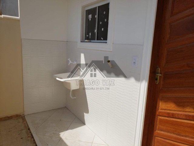 Casa de 02 quartos com área gourmet - Foto 6