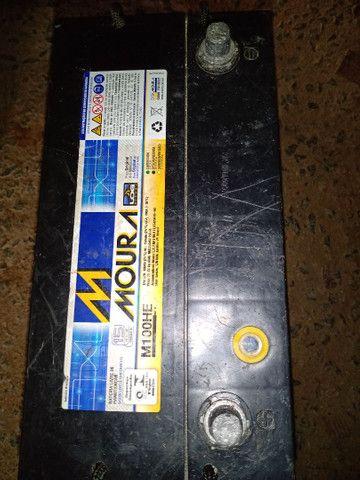 Bateria Moura na garantia