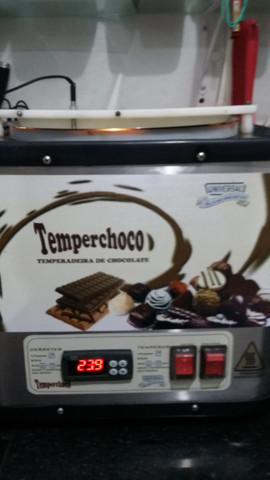 Temperadeira e derretedeira de chocolate - Foto 5