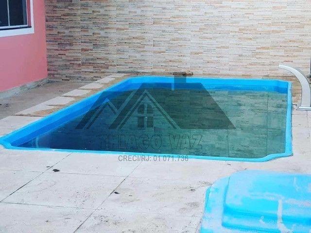 Casa de 02 quartos com piscina - Foto 8