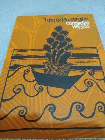 A História de Sergipe contada em versos - Foto 2