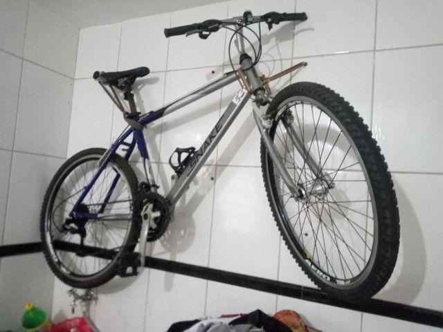 Bicicleta Caloi Snake Alumínio  - Foto 2