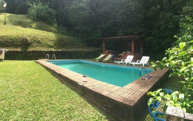 Alugo temporada casa em cachoeiras de macacu boca do mato - Foto 4