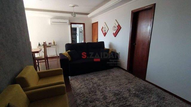 Apartamento com 3 dormitórios à venda, 126 m² por R$ 490.000 - Vila Monteiro - Piracicaba/ - Foto 2