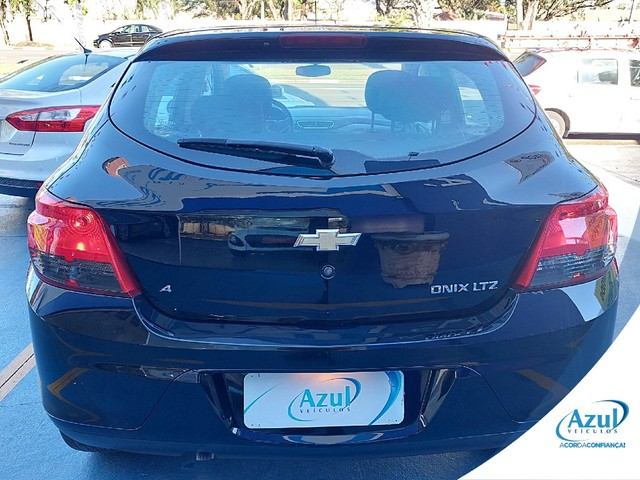 Chevrolet Onix 1.4 MPFI LTZ 8V FLEX 4P MANUAL - Foto 7