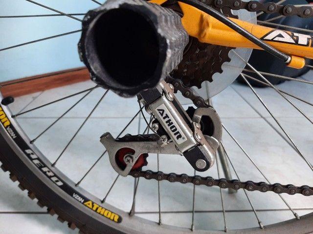 Bicicleta Athor aro 26 18 marchas  - Foto 3