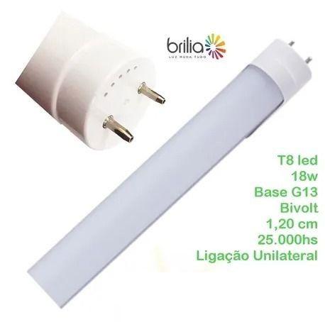 LAMPADA TUBULAR LED