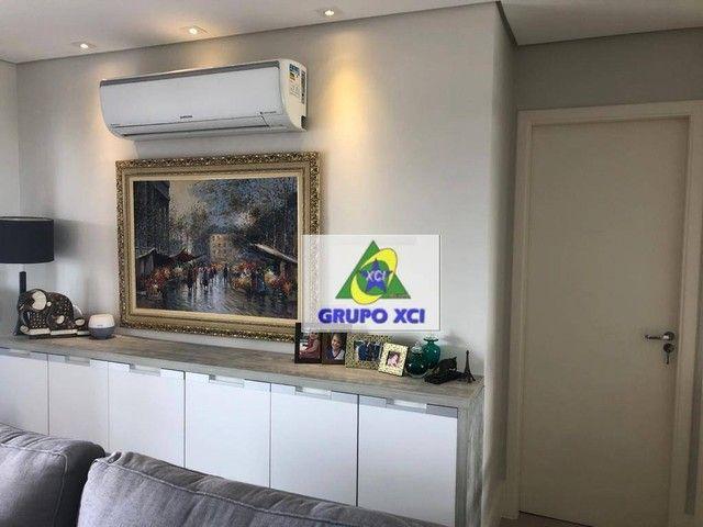 Apartamento com 3 dormitórios à venda, 137 m² por R$ 1.100.000,00 - Alphaville - Campinas/ - Foto 11