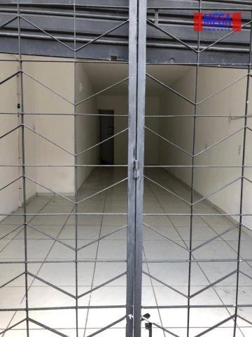 Loja para alugar com 30 m², próximo à Av. Mozart Pinheiro de Lucena - Foto 2