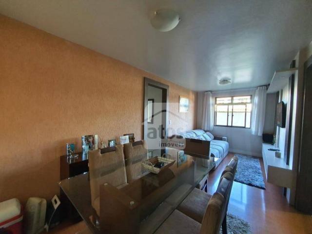 Apartamento com 3 dormitórios à venda, 52 m² por R$ 159.000,00 - Fazendinha - Curitiba/PR - Foto 17