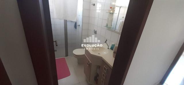 Apartamento à venda com 3 dormitórios em Capoeiras, Florianópolis cod:9915 - Foto 10