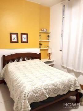 Lindo apartamento mobiliado 1 dormitório à venda, 40 m² por R$ 550.000 - Copacabana - Rio  - Foto 8