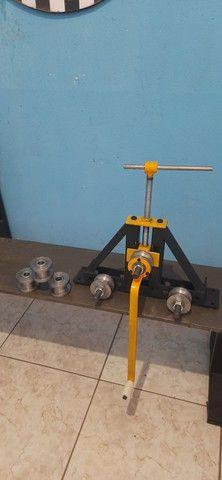 Calandras e curvadoras Steelmec Metalúrgica  - Foto 2