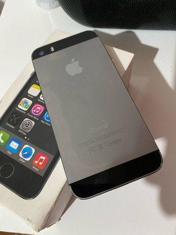 iPhone 5s 32gb troco por Android  - Foto 2