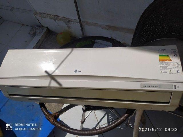 Ar condicionado split LG 9000 BTUs - Foto 2