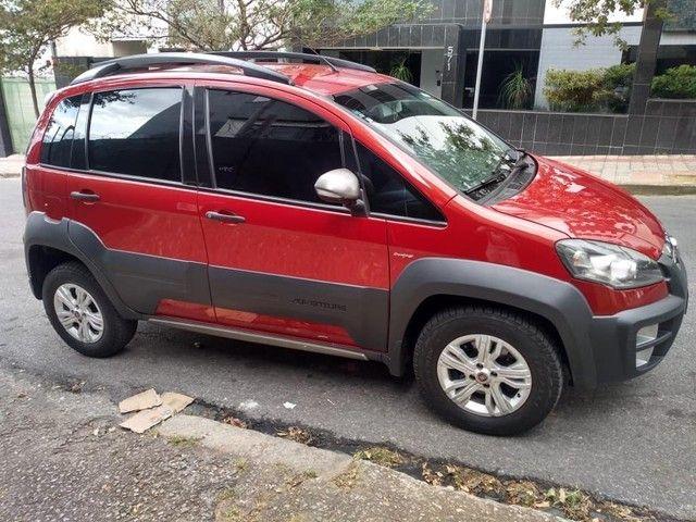 Fiat Idea Adventure 1.8 Dualogic 2012/2013 - Foto 10