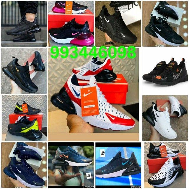 Vendo tênis nike air 270 e Nike Esportivo ( 120 com entrega) - Foto 4