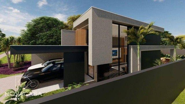 Casa com 4 dormitórios à venda, 318 m² por R$ 1.990.000,00 - Alphaville Lagoa dos Ingleses - Foto 4