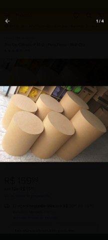 Trio de cilindros