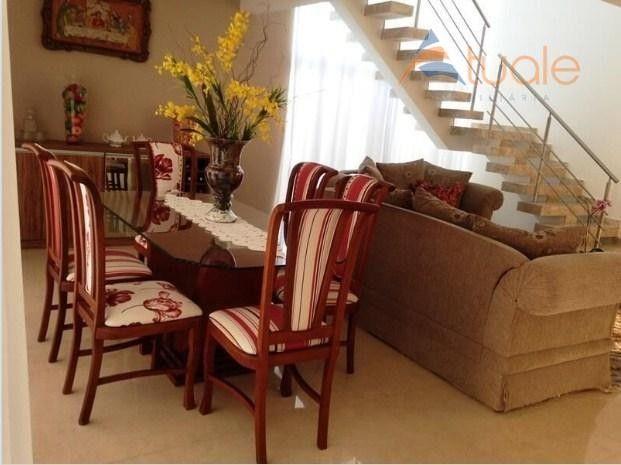 Casa com 3 dormitórios à venda, 260 m² por R$ 1.200.000,00 - Jardim Green Park Residence - - Foto 4