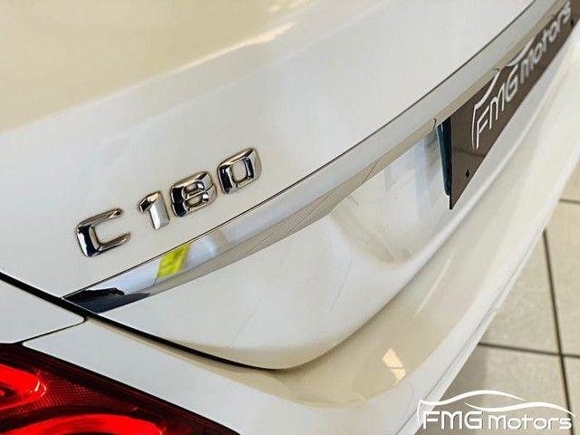 Mercedes-Benz C-180 1.6 TURBO FLEX 2016 - 46.000km - Foto 14