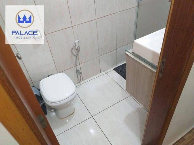Casa com 3 dormitórios à venda, 134 m² por R$ 350.000,00 - Vila Prudente - Piracicaba/SP - Foto 8